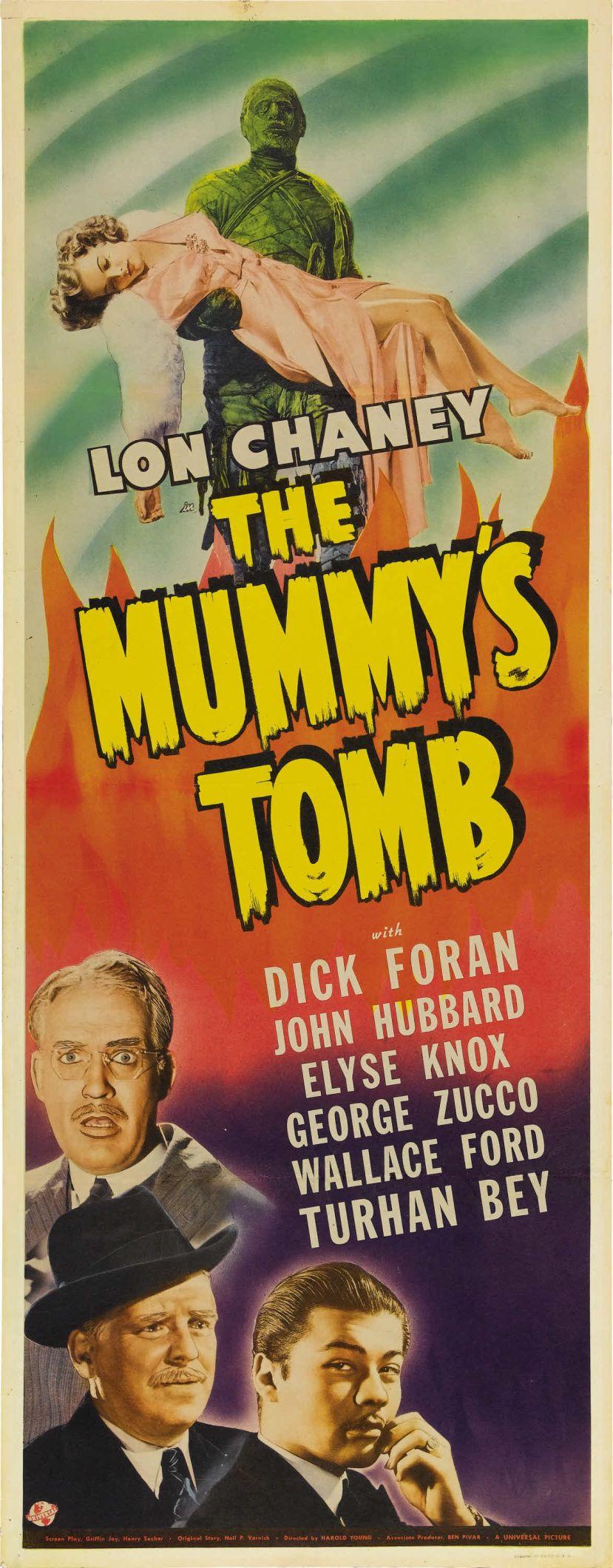 The Mummy's Tomb2