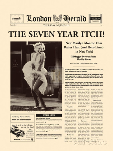 The Seven Year Itch107