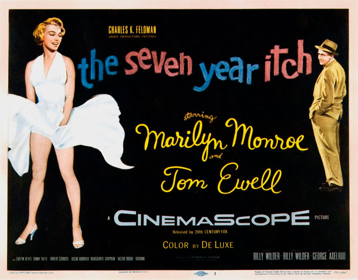 The Seven Year Itch11