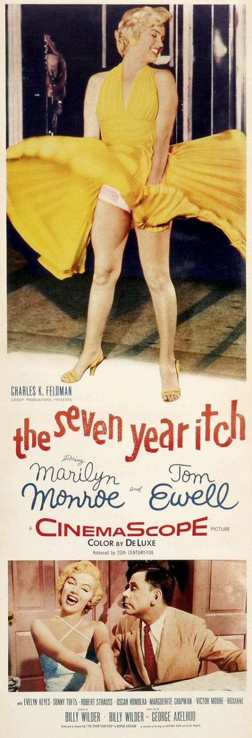 The Seven Year Itch111