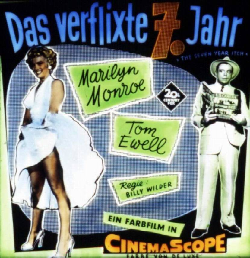 The Seven Year Itch113