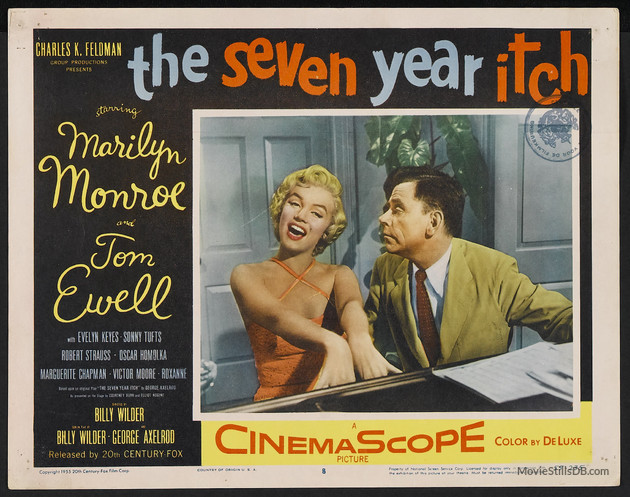 The Seven Year Itch114