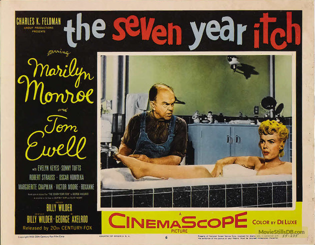 The Seven Year Itch115
