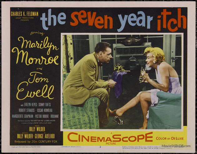 The Seven Year Itch116