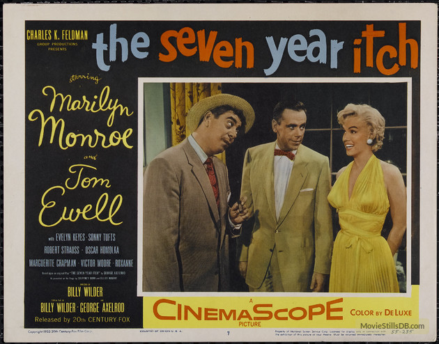The Seven Year Itch118