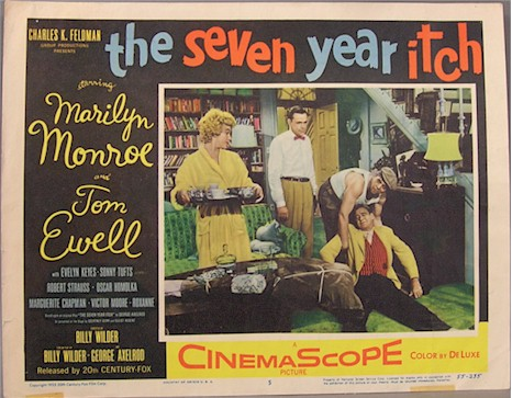 The Seven Year Itch119