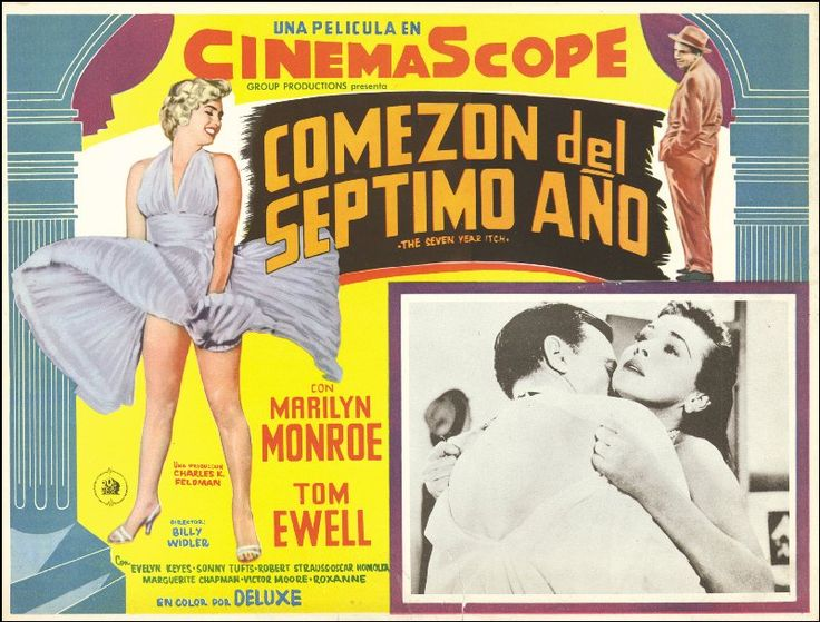 The Seven Year Itch120