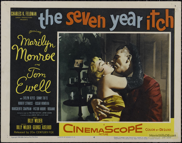 The Seven Year Itch121