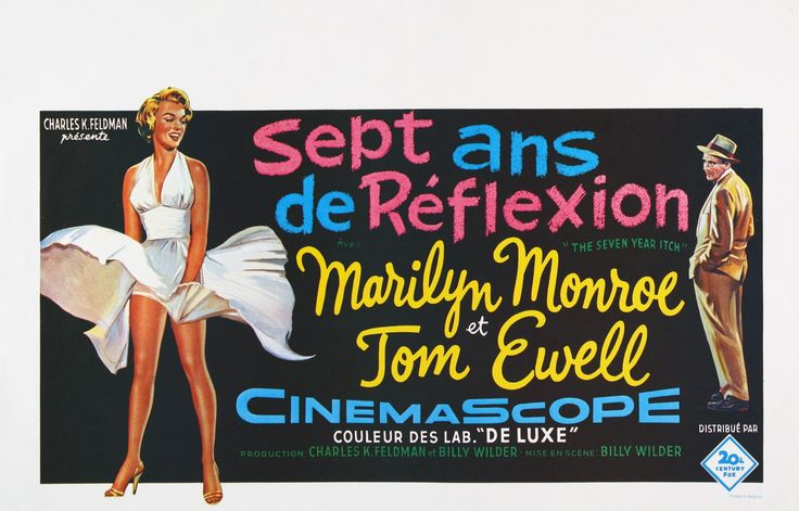 The Seven Year Itch123