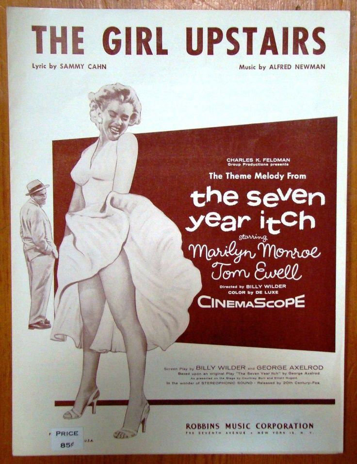 The Seven Year Itch125