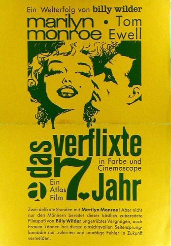 The Seven Year Itch132