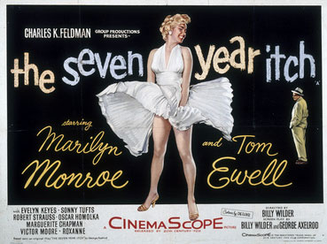 The Seven Year Itch14