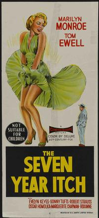 The Seven Year Itch17