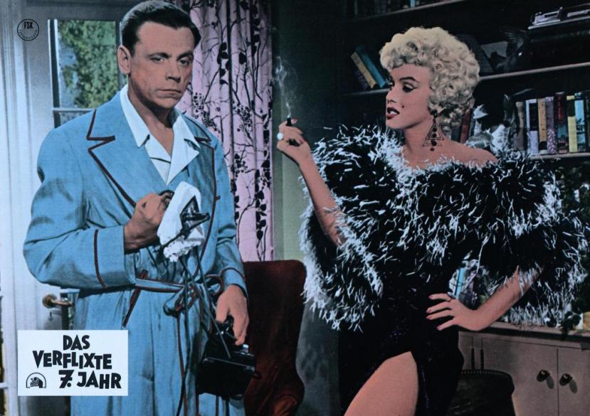 The Seven Year Itch30