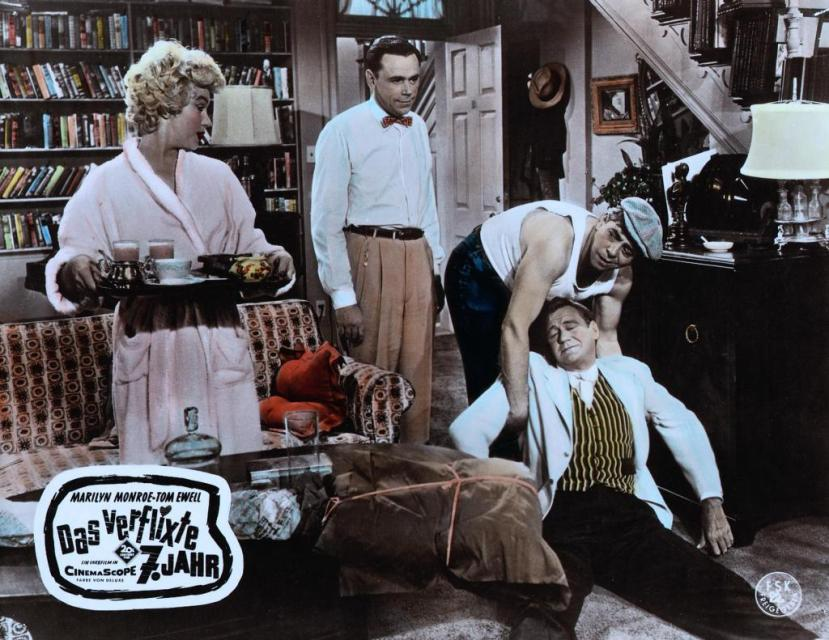 The Seven Year Itch31