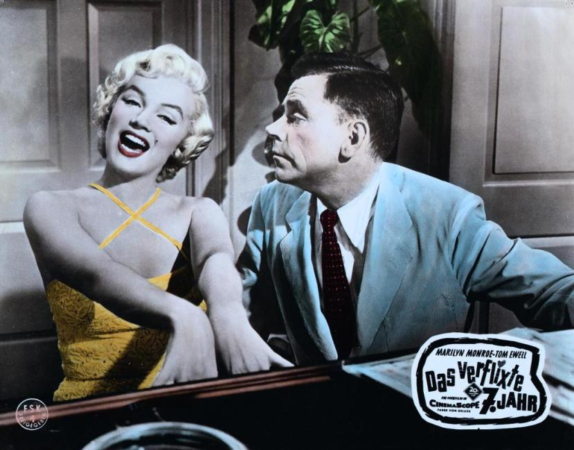 The Seven Year Itch32