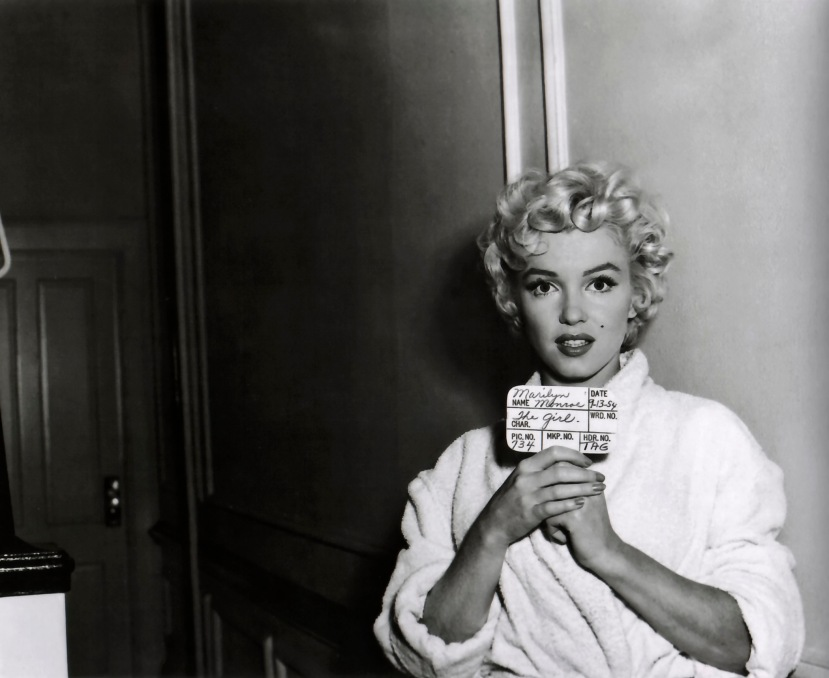 Marilyn Monroe-1955-The Seven Year Itch