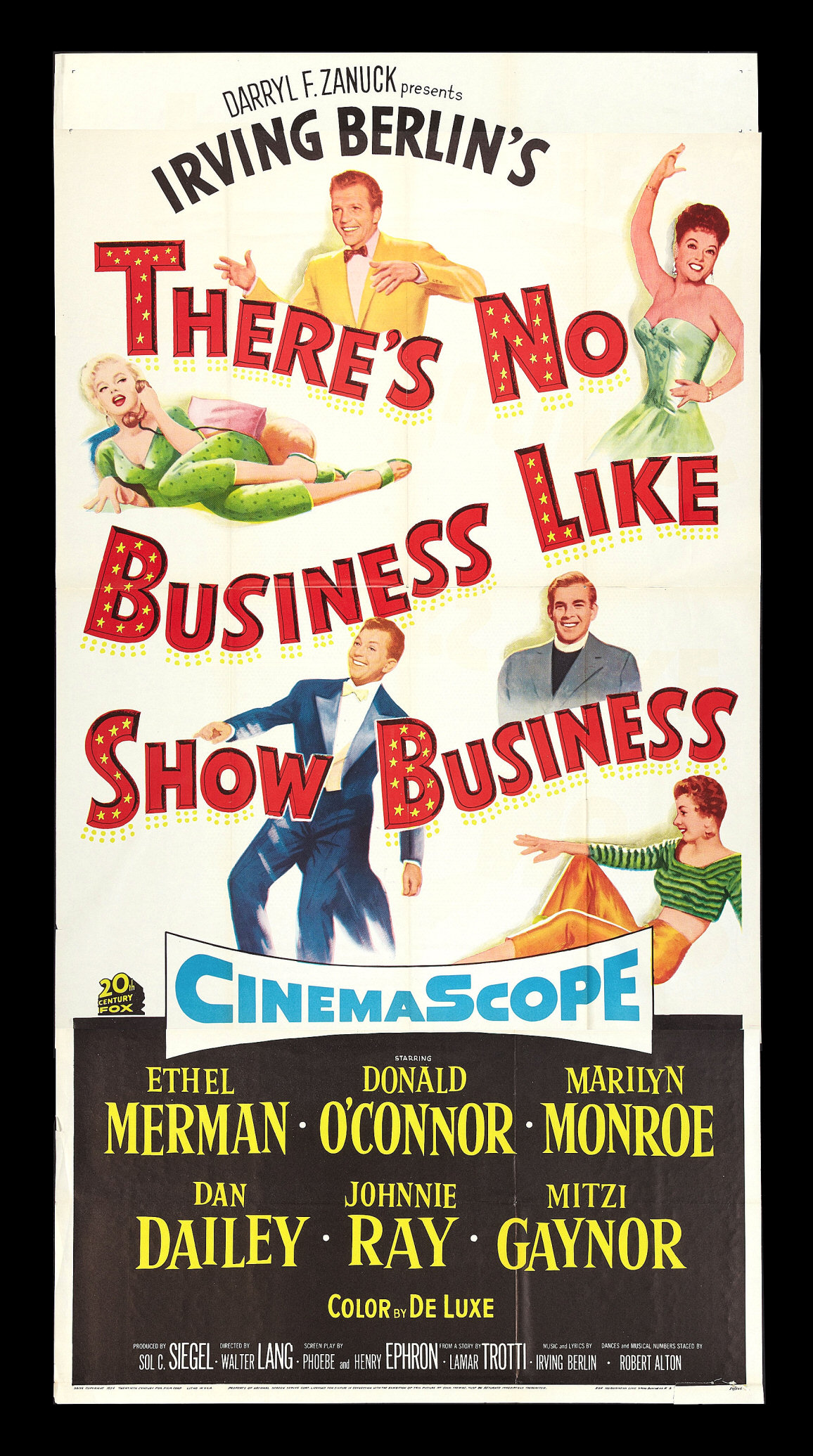 Show business: business or show