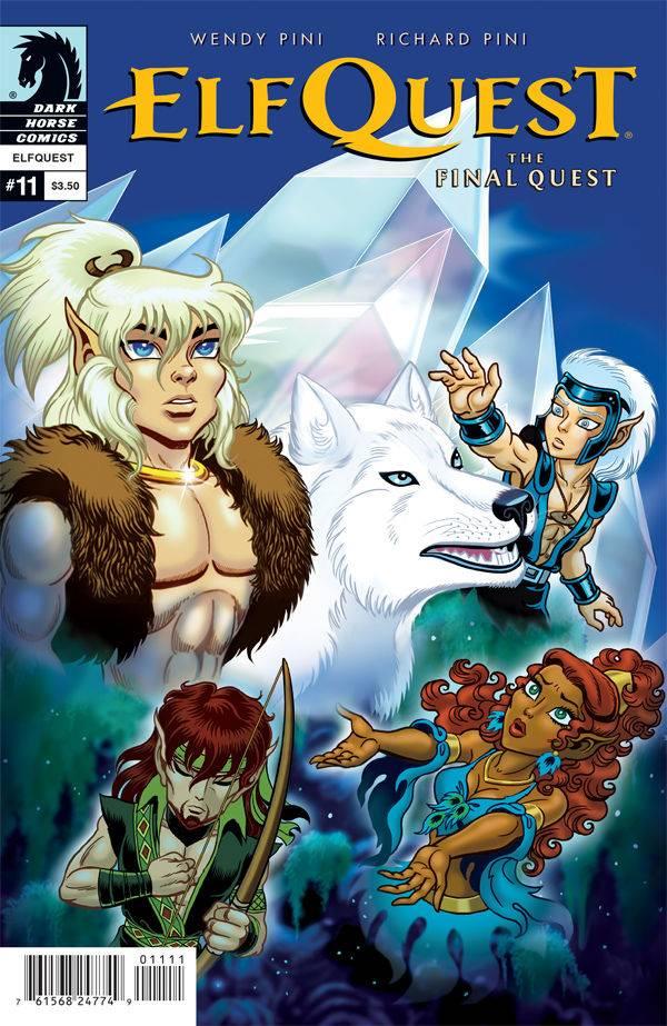 ElfQuest The Final Quest #11