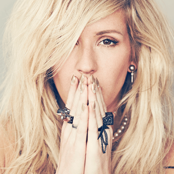ellie goulding on my mind