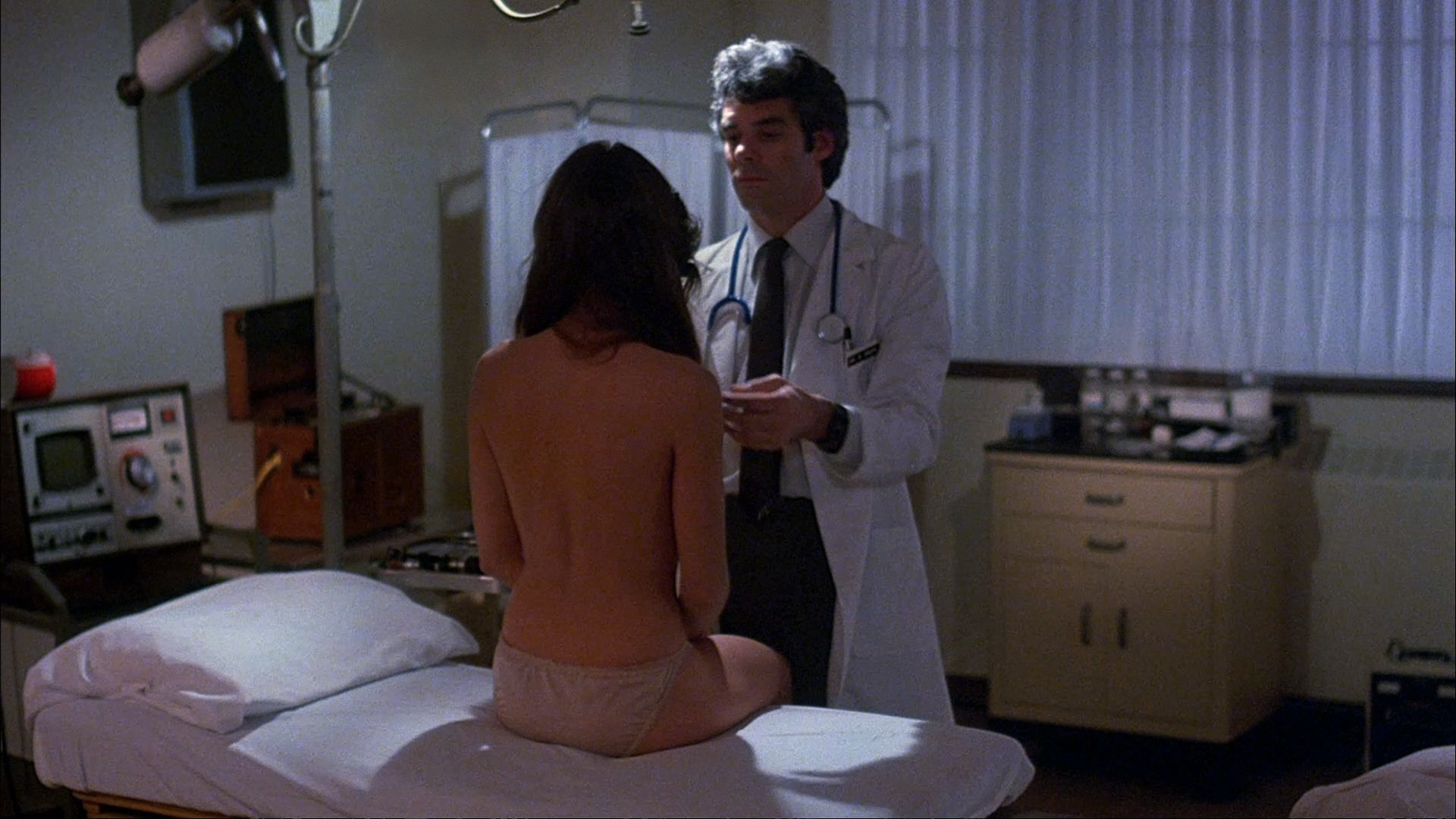 Me, Lori davis breast exam simply ridiculous