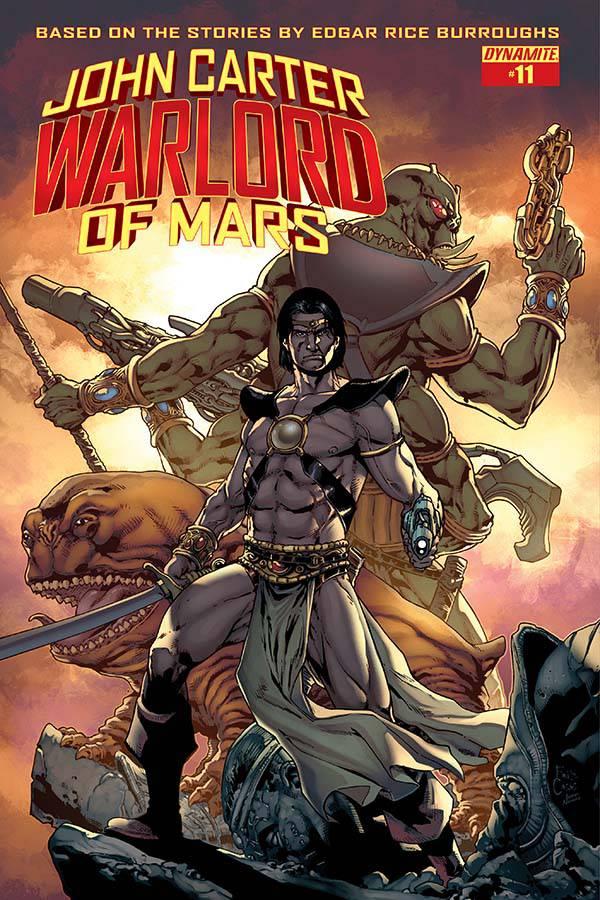 John Carter Warlord of Mars #11