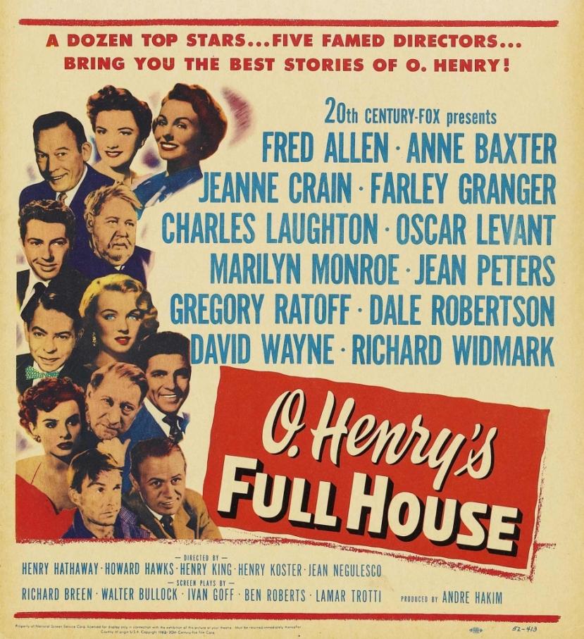 O. Henry's Full House1