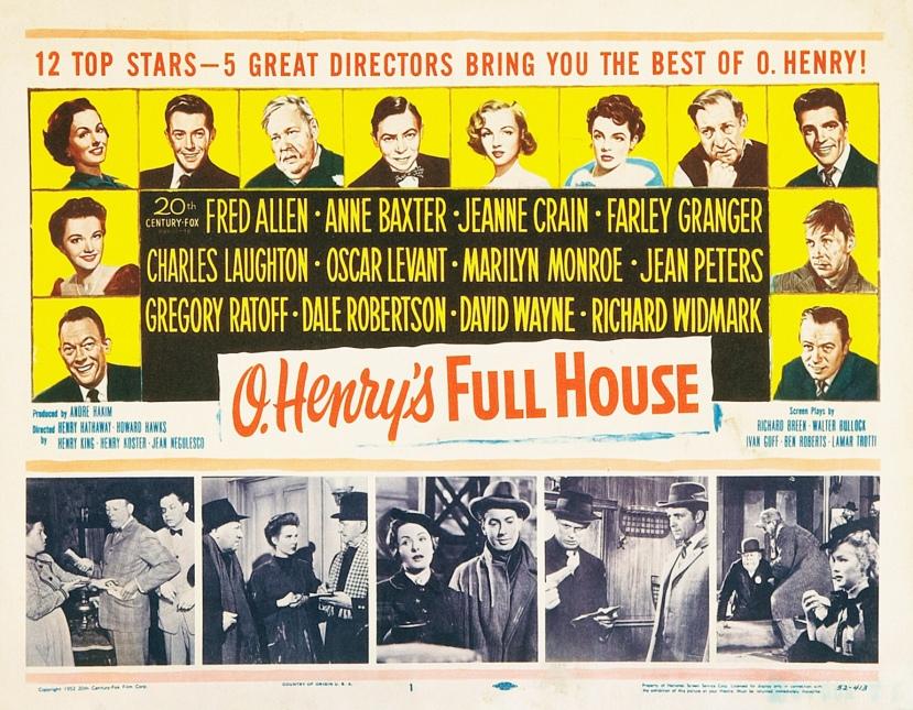 O. Henry's Full House10