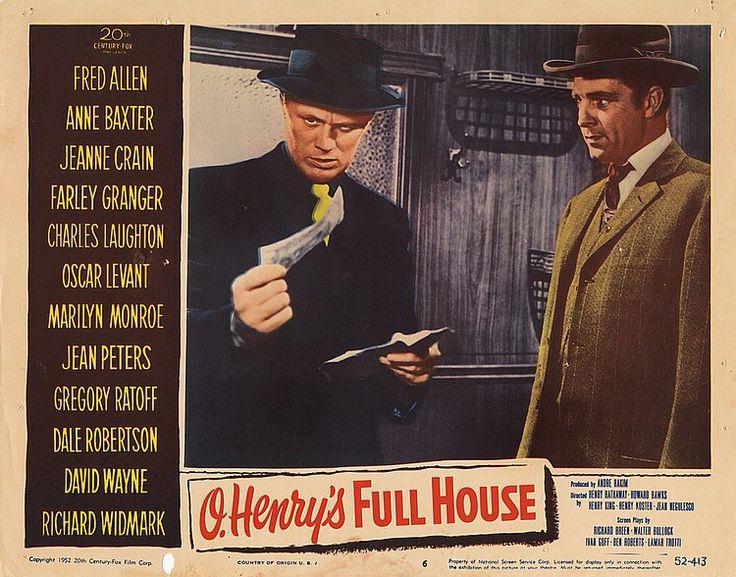 O. Henry's Full House29