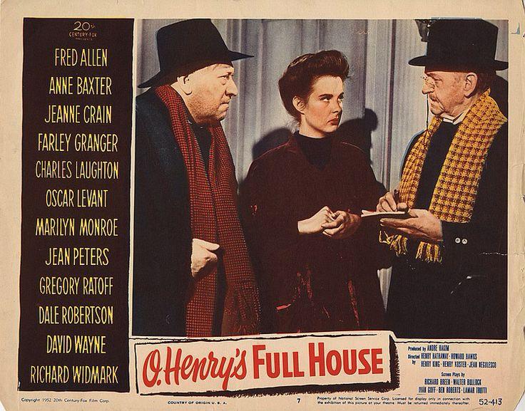 O. Henry's Full House33