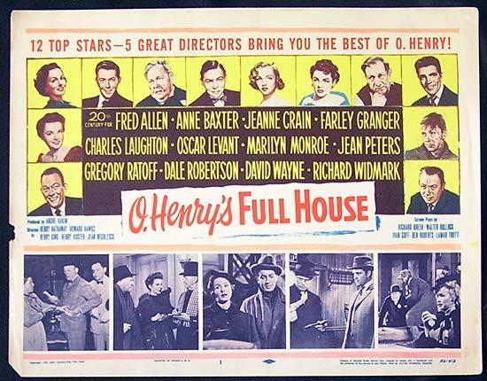 O. Henry's Full House4