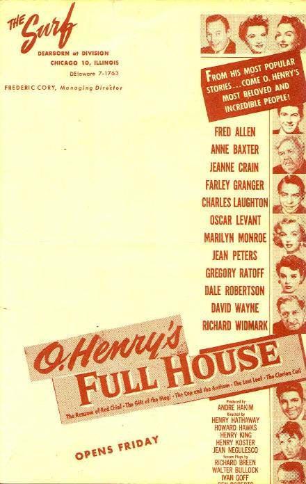 O. Henry's Full House5