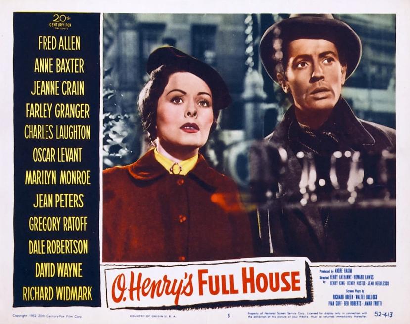 O. Henry's Full House9