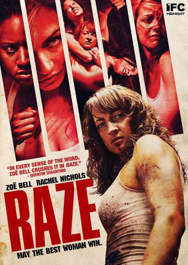 Raze-DVD