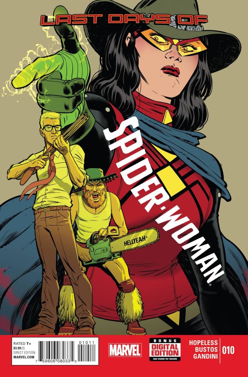 Spider-Woman #10