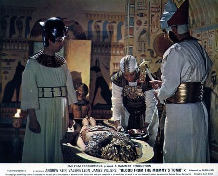 Blood from the Mummy's Tomb 1