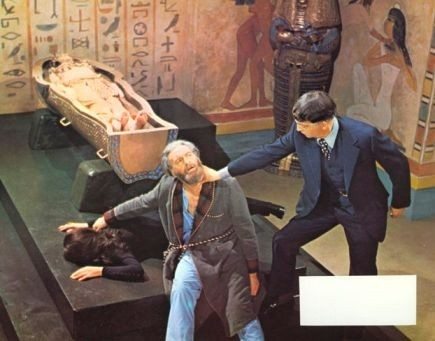 Blood from the Mummy's Tomb 9