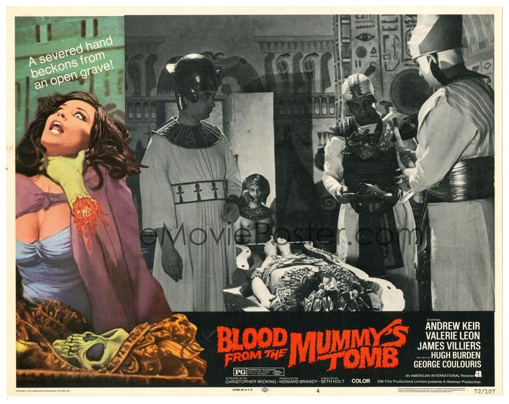 Blood from the Mummy's Tomb 97