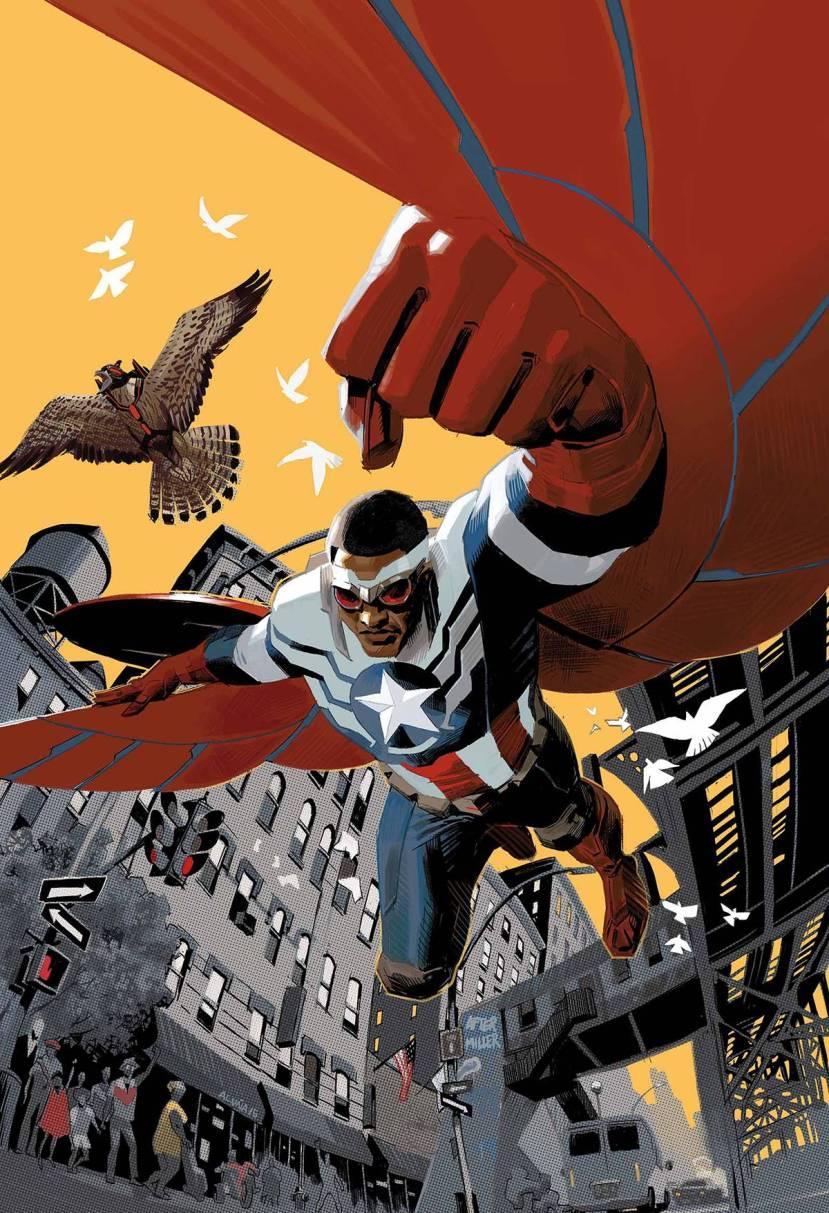 Captain America Sam Wilson #1