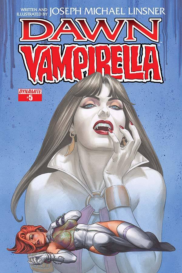 Dawn-Vampirella #5