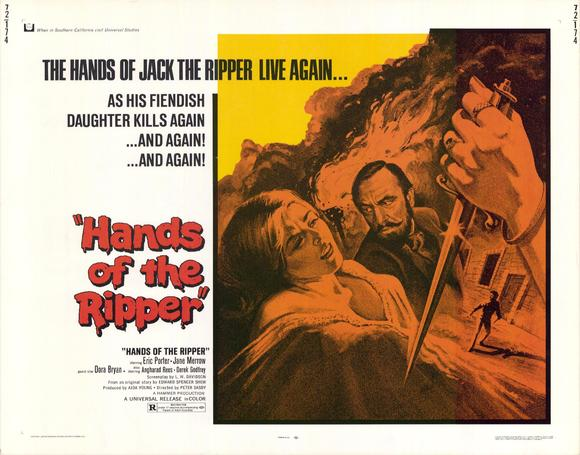 Hands of the Ripper14