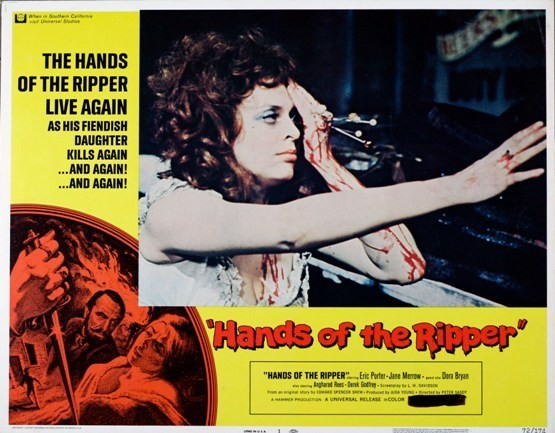 Hands of the Ripper31