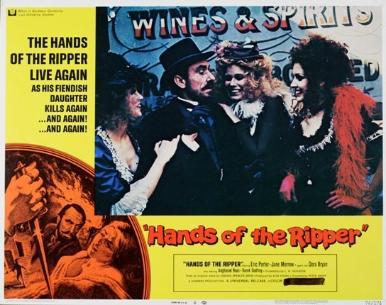 Hands of the Ripper33