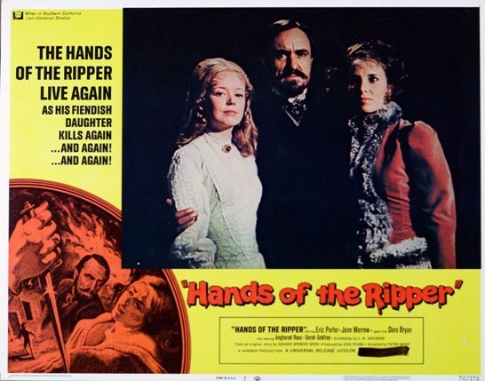 Hands of the Ripper34