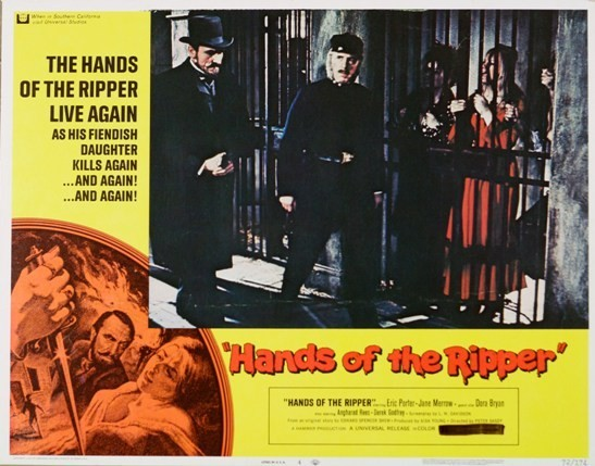 Hands of the Ripper35