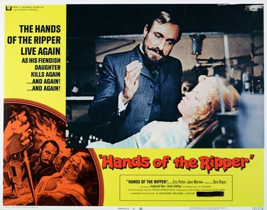 Hands of the Ripper36