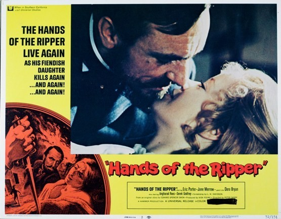 Hands of the Ripper37