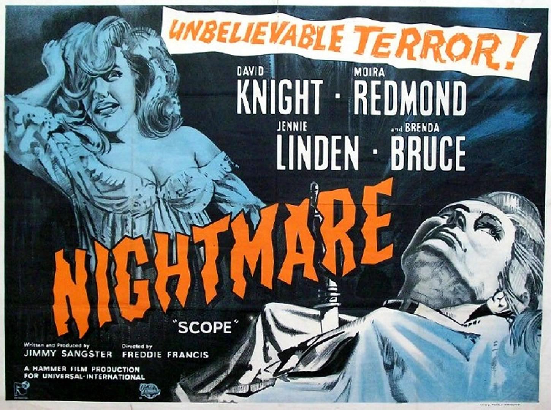 Nightmare Cinema (2018) – movie review – Horror World ...  Horror Movie Nightmares