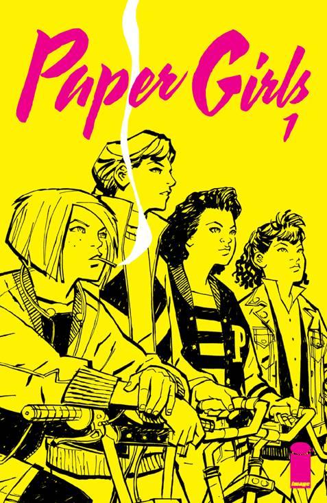 Paper Girls #1