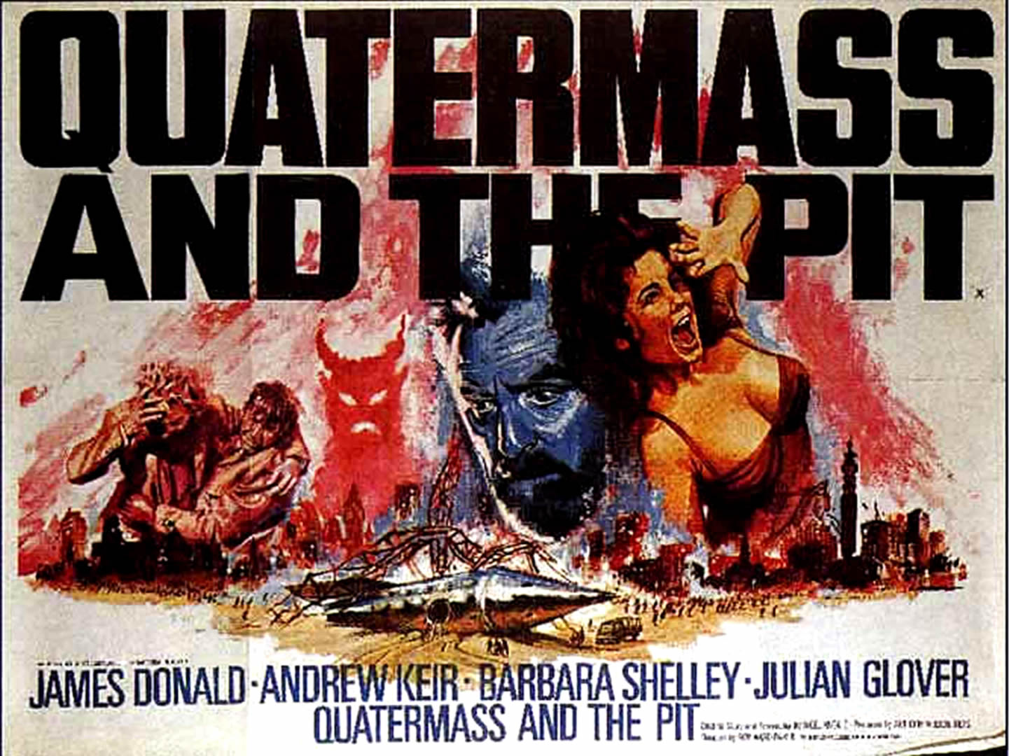 Image result for quatermass and the pit